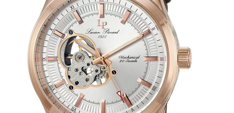 Lucien-Piccard-Mens-40006M-RG-02S-Morgana